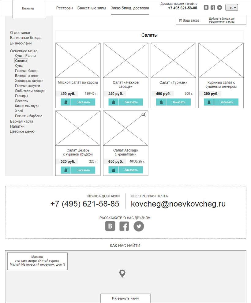 Создание прототипов сайта бесплатно создание сайта копии