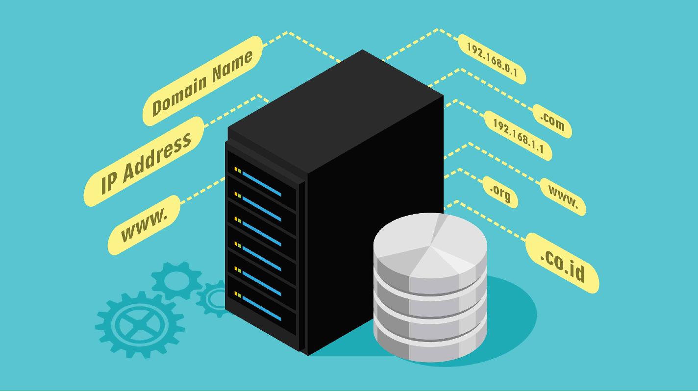 Перенос сайта на другой сервер: как прописать DNS домена